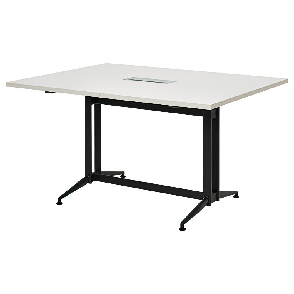 アルコチェア Arcochair W460×D535×H740mm グレー ミーティングチェア 折りたたみ椅子 会議椅子 会議チェア アウトレット オフィス家具
