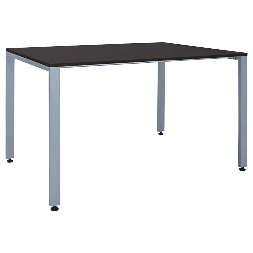 ミーティングテーブル TKシャープタイプ W1200×D750×H700mm 会議机 グループデスク オフィス家具