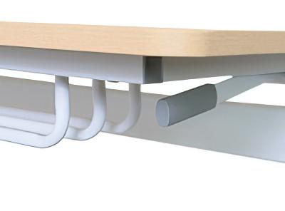 アジャストスタッキングテーブル(W1200×D450×H720)