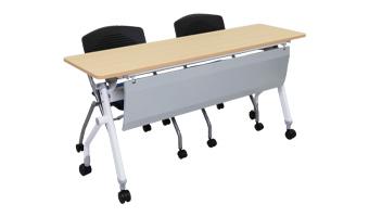 ニュー平行スタッキングテーブル設置例