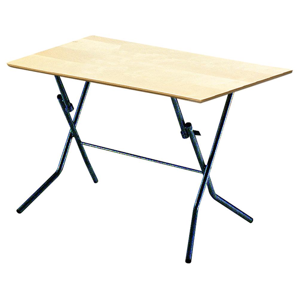 スタンドタッチテーブル W900 D600 H700 ナチュラル テーブル 用途別ワークテーブル 折りたたみタイプ オフィス家具 オフィステーブル 会議用テーブル オフィス