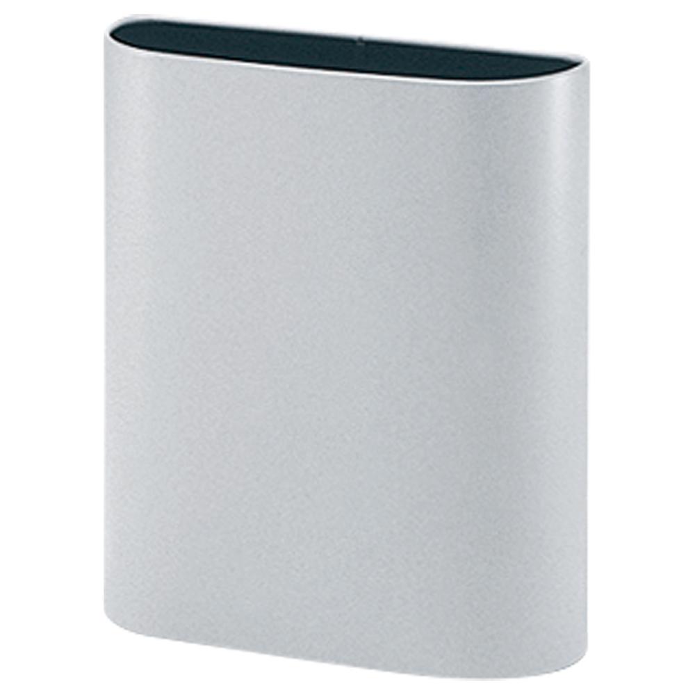 オフィス用マグネットバケット W260 D90 H300  グレー