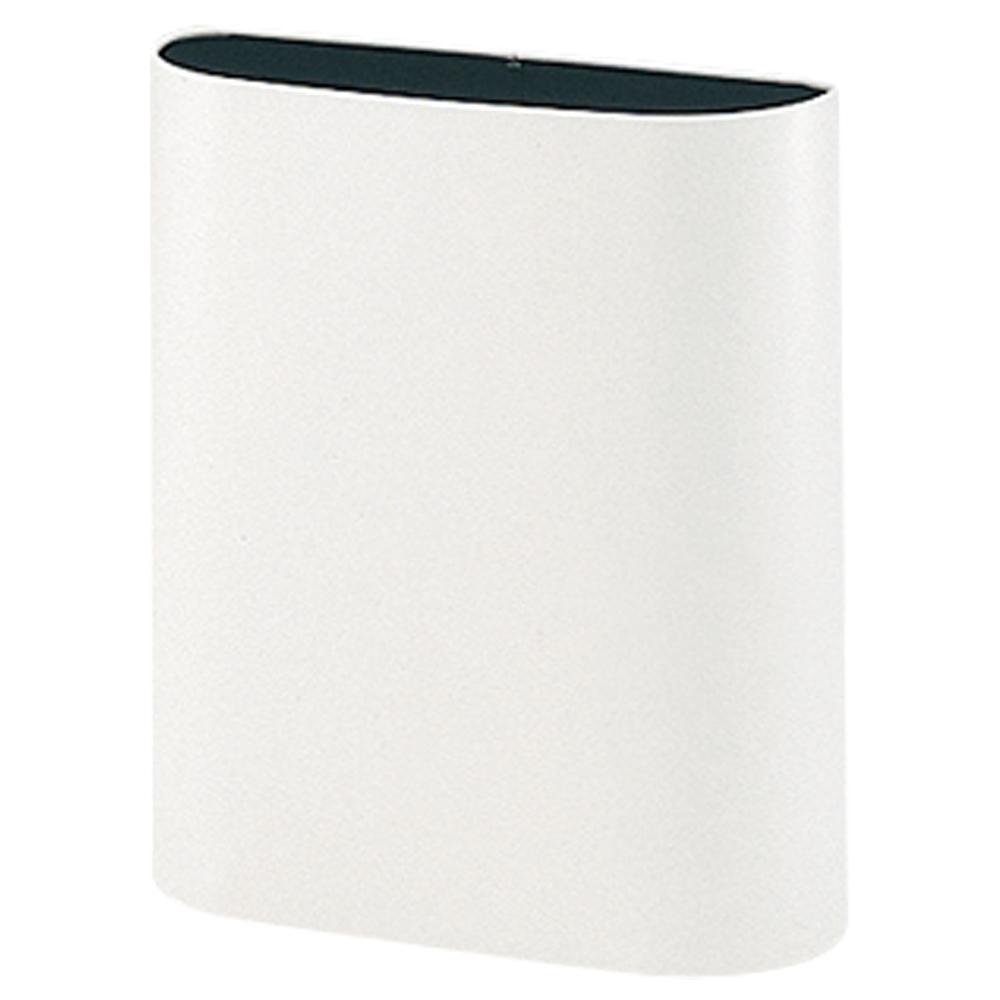 オフィス用マグネットバケット W260 D90 H300  ホワイト