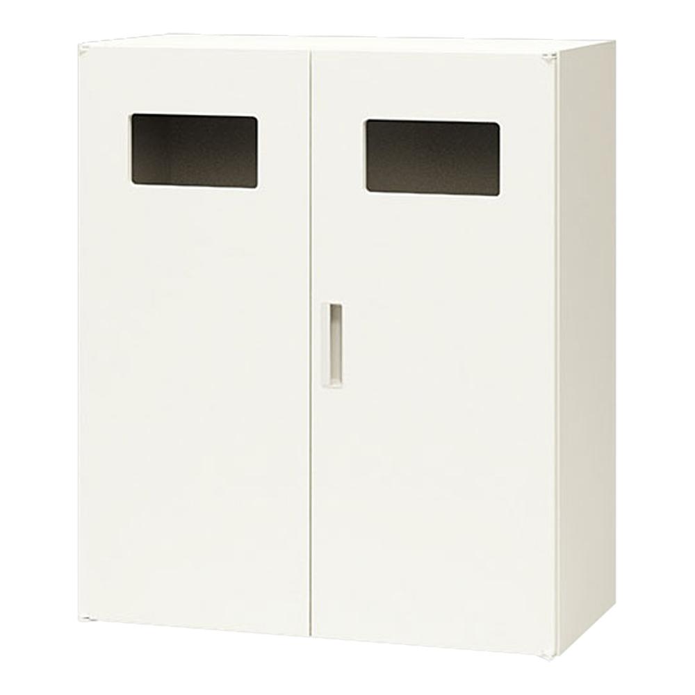 トラッシュボックス CWシリーズ W899 D450 H1050 ホワイト 収納家具 その他収納家具 NAIKIその他収納庫 収納家具 ロッカー キャビネット オフィス ゴミ カラー