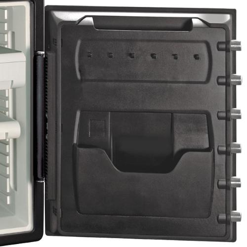 テンキー式 ビッグボルト耐火・耐水金庫 56.6L(W472×D491×H603)